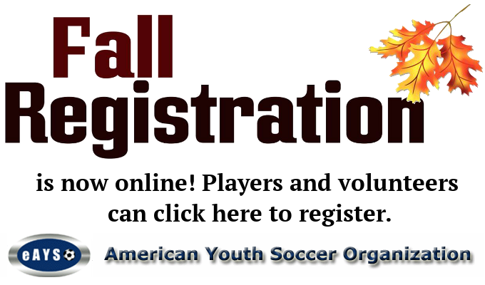 2014 Fall Registration